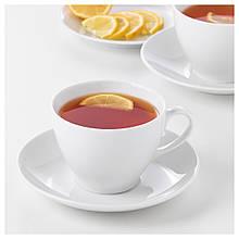 Чайная чашка с блюдцем VARDERA