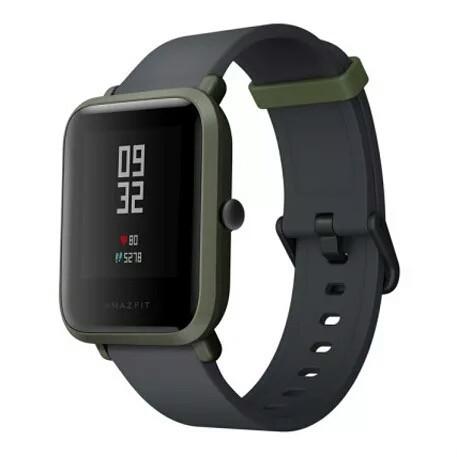 Смарт-часы Xiaomi Amazfit Bip Green РУССКИЙ ЯЗЫК
