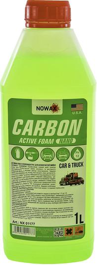 Концентрат автошампуня Nowax Carbon Nano Active Foam  (Нано шампунь)
