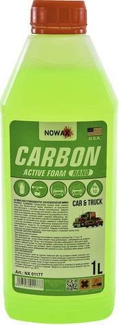 Концентрат автошампуня Nowax Carbon Nano Active Foam  (Нано шампунь), фото 2