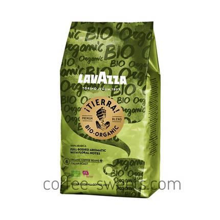 Кофе зерновой Lavazza Tierra Bio Organic 1кг, фото 2