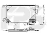 Радиатор кондиционера Mercedes (NRF) FP 46 K96-X