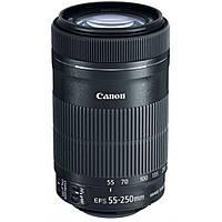 Объектив Canon EF-S 55-250mm 4-5.6 IS STM (8546B005), фото 1