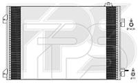 Радиатор кондиционера Renault Symbol / Clio II (AVA) FP 56 K154-X