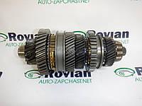 Б/У Вал КПП вторичный (1,5 dci V) Renault KANGOO 1 2003-2008 (Рено Кенго), 7700112226 (БУ-182188)