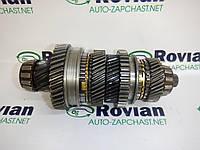 Б/У Вал КПП вторичный (1,6 і V) Renault FLUENCE 2009-2012 (Рено Флюенс), 8200654091 (БУ-182205)