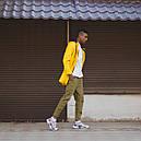 Плащ мужской желтый, бренд ТУР модель Jack, фото 2