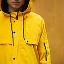 Плащ мужской желтый, бренд ТУР модель Jack, фото 5