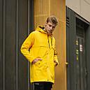 Плащ мужской желтый, бренд ТУР модель Jack, фото 4
