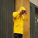 Плащ мужской желтый, бренд ТУР модель Jack, фото 3