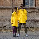 Плащ мужской желтый, бренд ТУР модель Jack, фото 7
