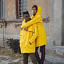 Плащ мужской желтый, бренд ТУР модель Jack, фото 9