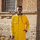 Плащ мужской желтый, бренд ТУР модель Jack, фото 8