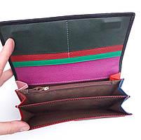 Женский кожаный кошелек Balisa PY-В119 черный Кошельки Balisa оптом с быстрой доставкой, фото 2