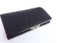 Женский кожаный кошелек Balisa PY-В119 черный Кошельки Balisa оптом с быстрой доставкой, фото 3