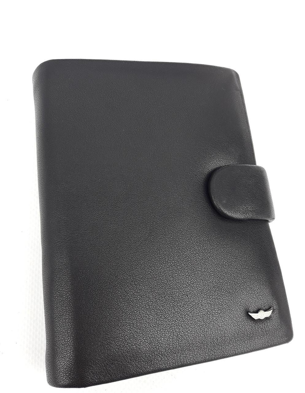 Мужское кожаное портмоне Balisa PY-001-92 black Кожаное портмоне balisa оптом, Одесса 7 км