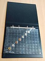 Альбом для монет Collection черные листы на 261 монету
