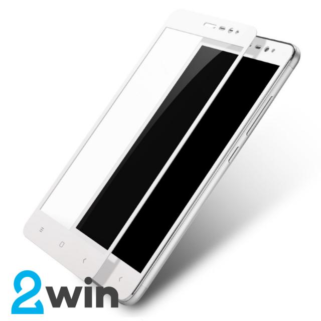 Стекло Silk Print Xiaomi Redmi Note 3 White