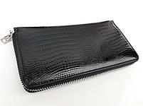 Жіночий шкіряний гаманець Balisa В142-570-1 чорний Лакові гаманці Balisa оптом, фото 2