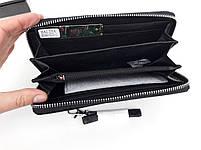 Жіночий шкіряний гаманець Balisa В142-570-1 чорний Лакові гаманці Balisa оптом, фото 3