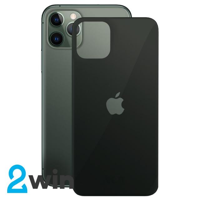 Скло Захисне Back Glass iPhone 11 Pro Black