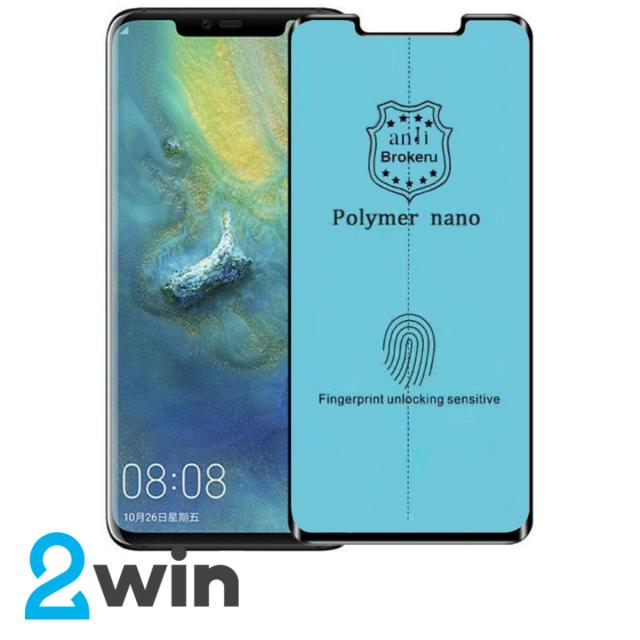Стекло Защитное Nano Glass Huawei Mate 20 Pro