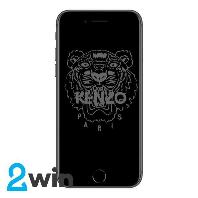 Защитное стекло Hologram Kenzo iPhone 7/8 Black