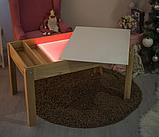Крышка грифельно-маркерная для светового стола Noofik, фото 2