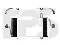 Радиатор кондиционераRenault Master II / Opel Movano (Nissens) FP 56 K168