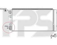 Радиатор кондиционераRenault Megane III / Fluence (NRF) FP 56 K799-X