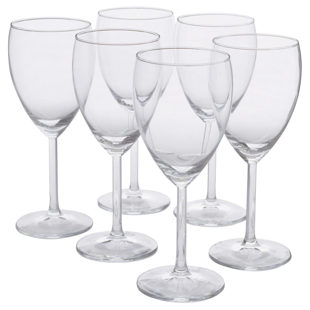 Бокал SVALKA для білого вина 6 шт.