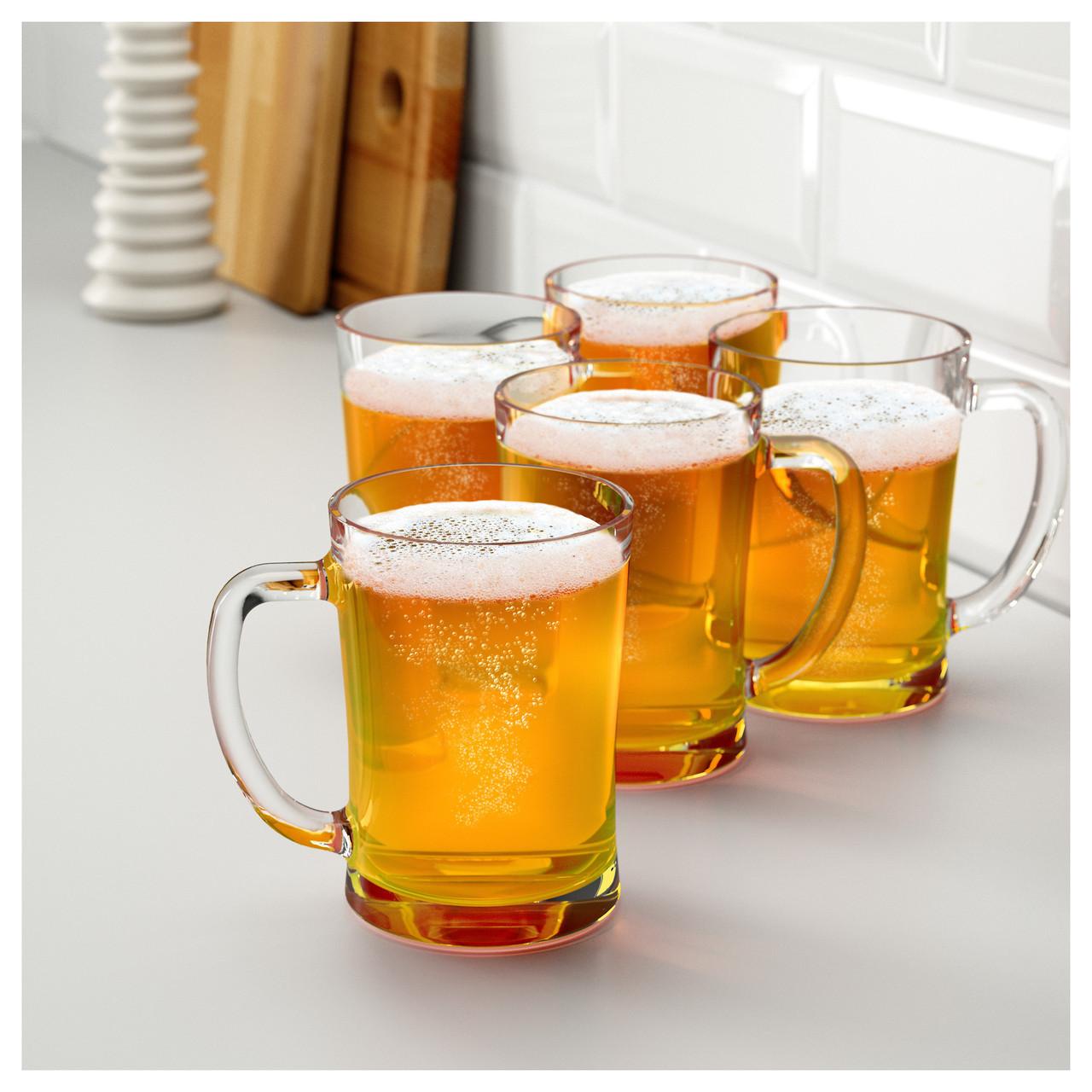 Кружка для пива MJOD 600 мл.