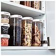 Пищевой контейнер IKEA 365+ 1,3 л., фото 3