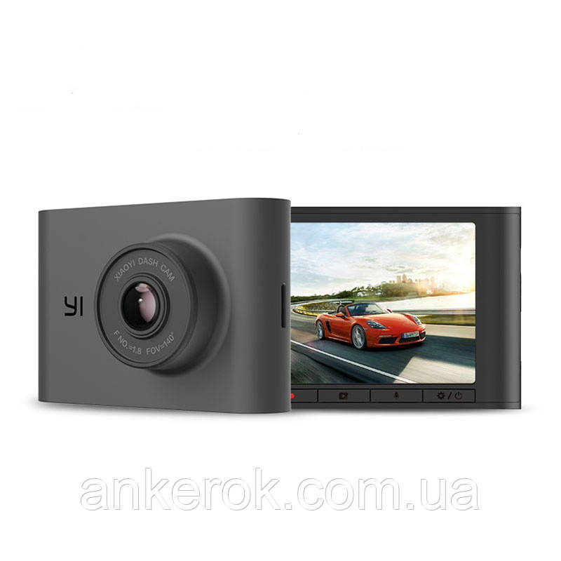 Відеореєстратор Xiaomi Yi Nightscape Dash Camera (YCS.2A19) (Black)
