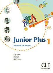 Junior Plus 1 Livre de l`eleve