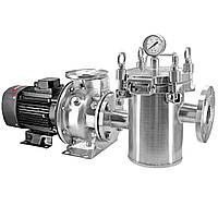 Насос AquaViva LX SCA100-80-160/15T (380В, 190 м3/ч, 20НР), фото 1
