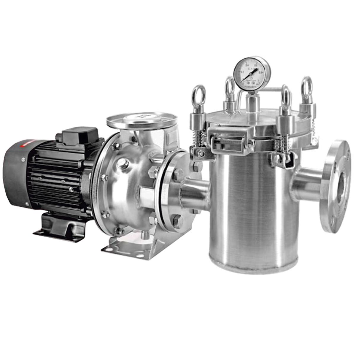 Насос AquaViva LX SCA100-80-160/11T (380В, 158 м3/ч, 15НР)