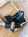 Женские зимние ботинки Dr. Martens Jadon (черные), фото 7