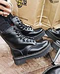 Женские зимние ботинки Dr. Martens Jadon (черные), фото 8