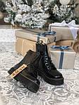Женские зимние ботинки Dr. Martens Jadon (черные), фото 9