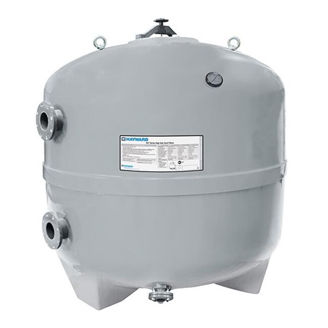 Песочный фильтр для бассейна Hayward HCFB40902LVA (D1050). Бочка для грубой очистки воды бассейна