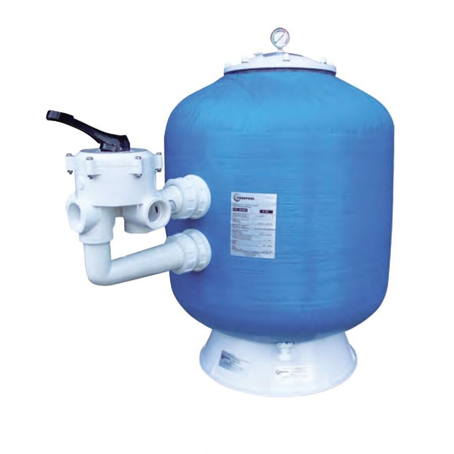Песочный фильтр для бассейна Hayward HCFE352I2WVA Bobbin (D900).Бочка для грубой очистки воды