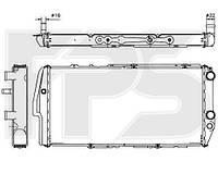Радиатор охлаждения двигателя Audi 100 (AVA) FP 12 A415-X