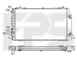 Радиатор охлаждения двигателя Audi 80 B4 (FPS) FP 12 A846