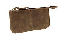 Ключница кожаная сумочка для ключей SULLIVAN k12(4) оливковая