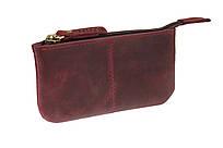 Ключниця шкіряна сумочка для ключів SULLIVAN k15(4) марсала