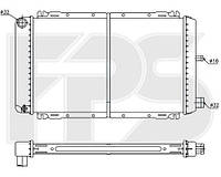 Радиатор охлаждения двигателя Ford Fiesta I / Fiesta II (FPS) FP 28 A150