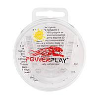 Капа боксерська PowerPlay 3306 JR LEMON, фото 1