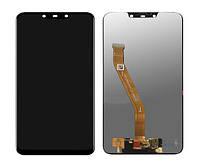 "LCD Huawei Mate 20 Lite, SNE-LX1 + Touchscreen (black) ""Original"""