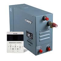 Парогенератор Coasts KSA-60 6 кВт 380В с выносным пультом KS-150, фото 1